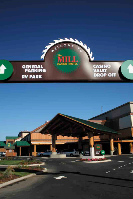 Mill casino coos bay oregon