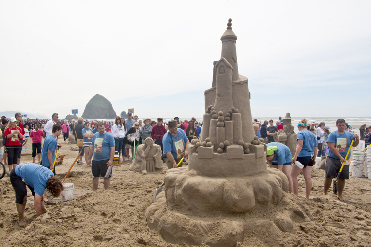 Cannon Beach Sandcastle 2016 The Best Beaches In World