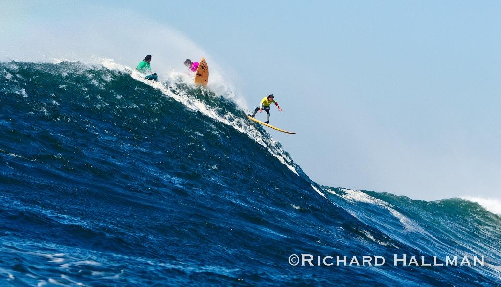 Dive N Surf Oregon Pro Surf Competition Green Lit For