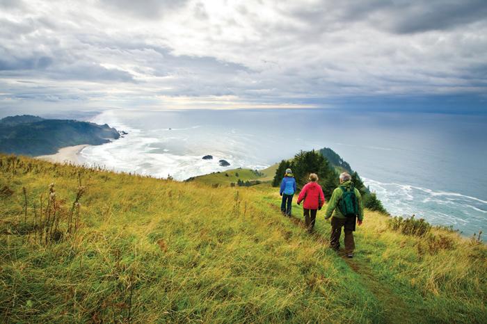 Cascade Head Trail